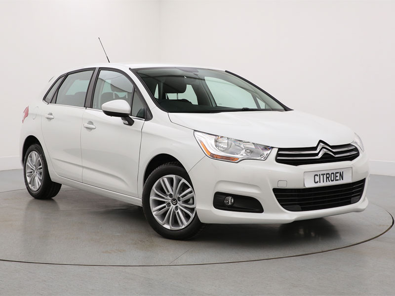 Gallery image of Brand New Citroen C4