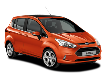 Vehicle details for Brand New Ford B-Max