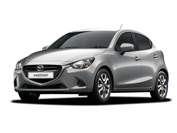 Vehicle details for Brand New 65 Plate Mazda 2