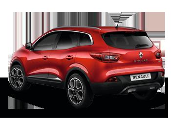 Vehicle details for Brand New Renault Kadjar