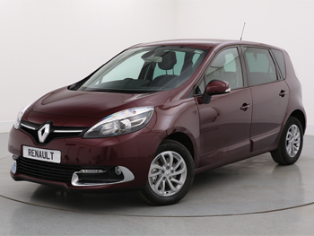 Vehicle details for 15 Renault Scenic