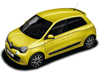 Vehicle details for Brand New Renault Twingo