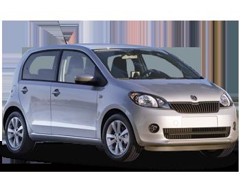Vehicle details for Brand New Skoda Citigo