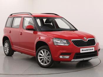 Vehicle details for Brand New Skoda Yeti