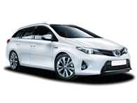 Vehicle details for 13 Toyota Auris