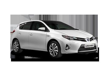 Vehicle details for 64 Toyota Auris
