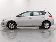 Vehicle details for 15 Toyota Auris