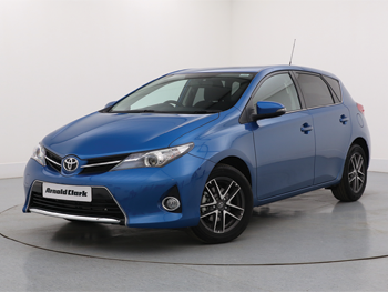 Vehicle details for 64 Toyota Auris