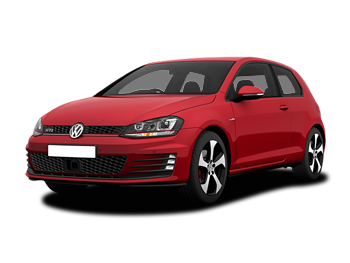 Vehicle details for Brand New Volkswagen Golf