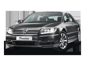 Vehicle details for Brand New Volkswagen Phaeton