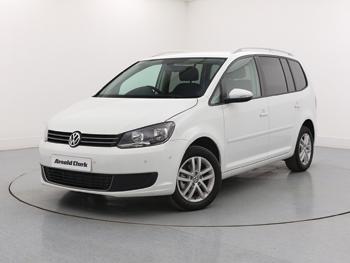 Vehicle details for Brand New Volkswagen Touran