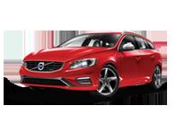 Vehicle details for Brand New Volvo V60