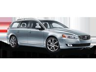 Vehicle details for Brand New Volvo V70