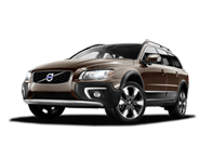 Vehicle details for Brand New Volvo Xc70