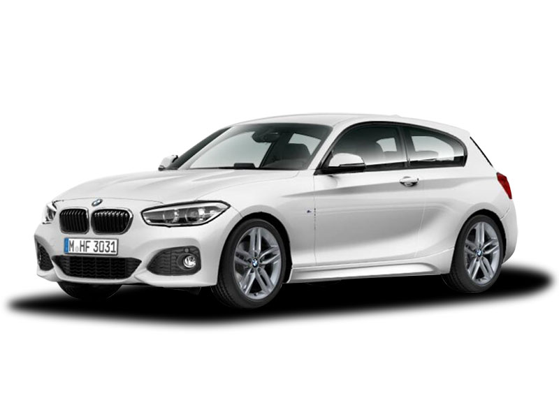 Nearly New 18 BMW 1 Series 118d M Sport 3dr | Arnold Clark