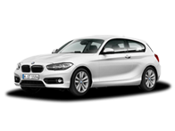 Vehicle details for Brand New 17 Plate BMW 1 Series