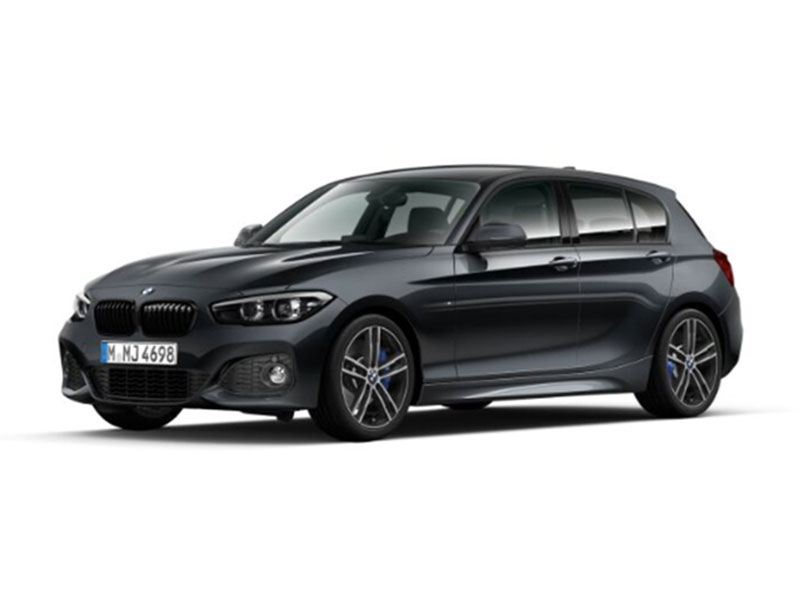 Bmw 1 Series 118i 1 5 M Sport Shadow Edition 5dr