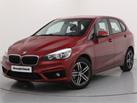Vehicle details for Brand New 16 Plate BMW 2 Series