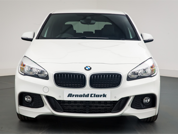 Vehicle details for 68 BMW 2 Series