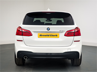 Vehicle details for Brand New 17 Plate BMW 2 Series