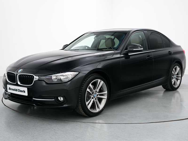 nearly new bmw 3 series cars for sale arnold clark. Black Bedroom Furniture Sets. Home Design Ideas