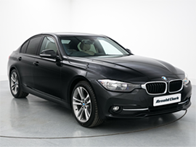 Vehicle details for 16 BMW 3 Series