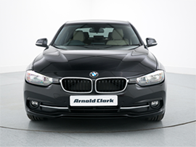 Vehicle details for 17 BMW 3 Series
