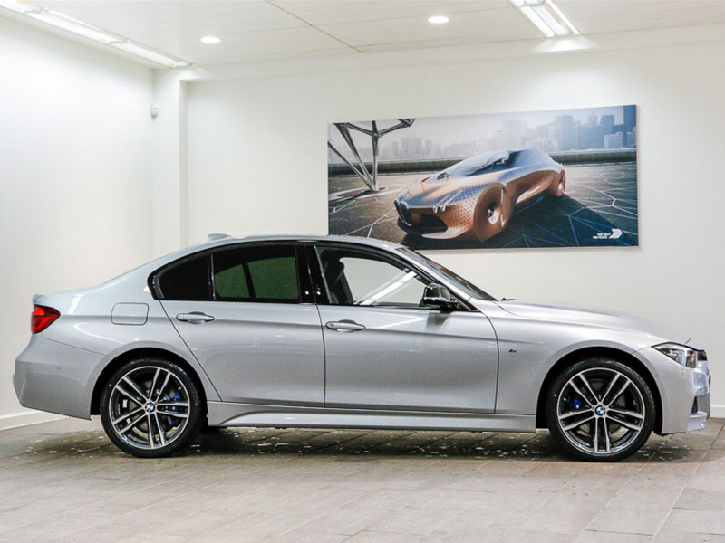 77e8d6c5cfbcff Nearly New 68 BMW 3 Series 320d xDrive M Sport Shadow Edition 4dr ...