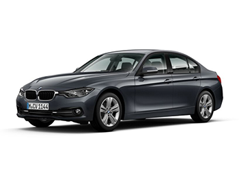 Vehicle details for 18 BMW 3 Series