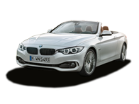 Vehicle details for Brand New BMW 4 Series