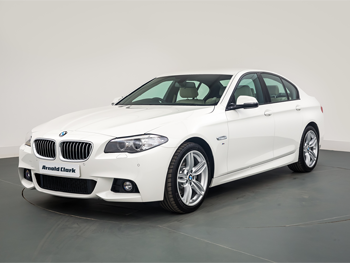 Vehicle details for Brand New BMW 5 Series