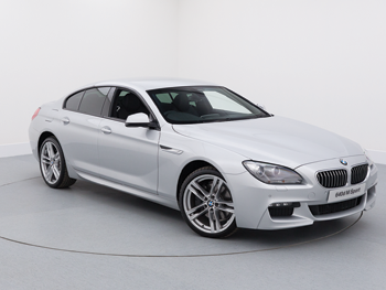 Vehicle details for Brand New 16 Plate BMW 6 Series