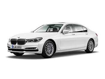 Brand New BMW 7 Series