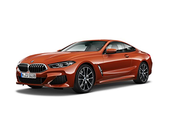 Brand New BMW 8 Series