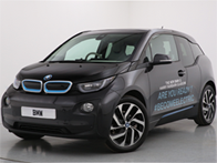 Vehicle details for Brand New 17 Plate BMW I3