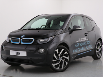 Vehicle details for Brand New 67 Plate BMW I3