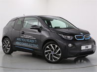 Vehicle details for Brand New BMW I3