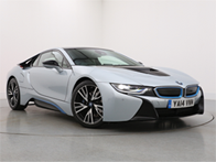 Vehicle details for Brand New BMW I8