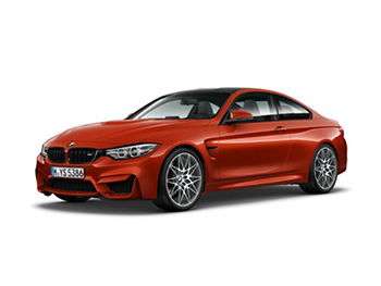 Brand New BMW M4 M4 2dr DCT [Competition/Ultimate Pack]