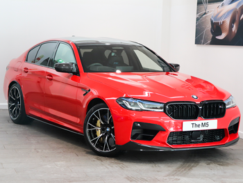 21 BMW M5 M5 Competition 4dr DCT