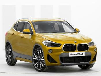 Brand New BMW X2