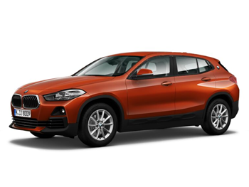 Vehicle details for 68 BMW X2