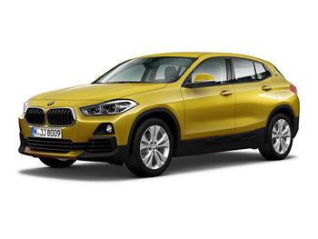 Vehicle details for Brand New 68 Plate BMW X2