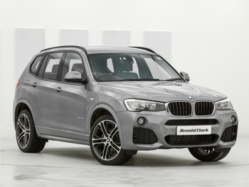 Vehicle details for 68 BMW X3