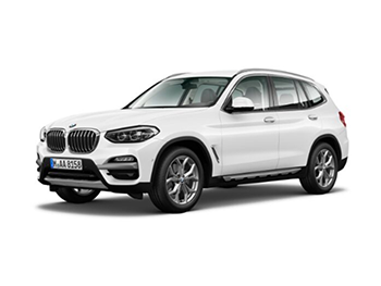 Vehicle details for Brand New BMW X3