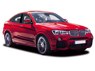 Vehicle details for Brand New 17 Plate BMW X4