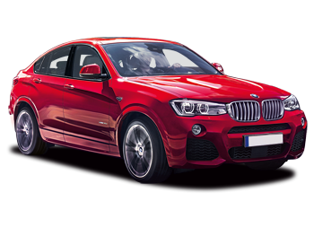 Vehicle details for Brand New 67 Plate BMW X4
