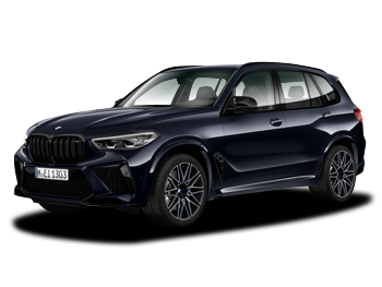 Brand New BMW X5 M xDrive X5 M Competition 5dr Step Auto