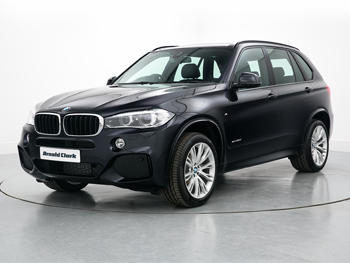 Vehicle details for Brand New 67 Plate BMW X5
