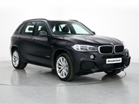 Vehicle details for Brand New 16 Plate BMW X5